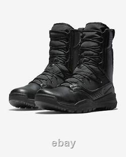 Nike Boots Special Field SFB Tactical Military Combat Black AO7507-001 Mens 7.5