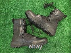 Nike Boots Special Field SFB Tactical Military Combat Black AO7507-001 Mens 9.5