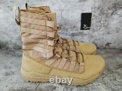 Nike Men's SFB GEN 2 8 Brown Military Combat Tactical Boots 922474-201 Size 13
