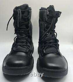 Nike SFB Field 2 8 Black Military Tactical Combat Boots Men Size 10 AO7507-001