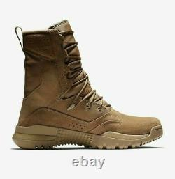 Nike SFB Field 2 8 Leather Coyote Field Boot Tactical Combat AQ1202-900 SZ 10