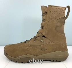 Nike SFB Field 2 8 Leather Coyote Field Boot Tactical Combat AQ1202-900 Size 11