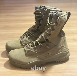 Nike SFB Field 2 8 Leather Tactical Boot Sz 9 Combat Military AQ1202-900