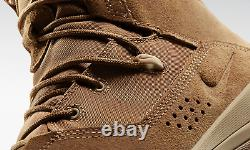 Nike SFB Field 2 8 Leather Tactical Men's Size 11 Coyote Combat Boot AQ1202-900