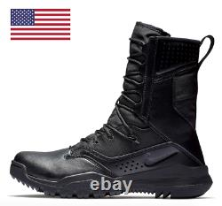 Nike SFB Field 2 8 (Mens Size 7) Tactical Military Combat Boot Black AO7507 001