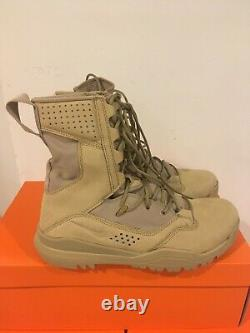 Nike SFB Field 2 8 Military Tactical Desert Boots Brown AO7507-200 Size 10