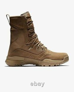 Nike SFB Field 2 8 Military Tactical Desert Boots Coyote AQ1202-900 Size 14