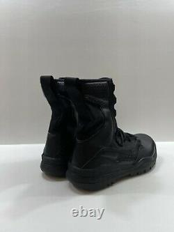 Nike SFB Field 2 8 Tactical Black Boots Military Mens Size 10.5 US AO7507-001