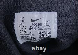 Nike SFB Field 2 8 Tactical Boots Men's Size 10 Triple Black AO7507-00