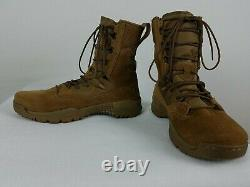 Nike SFB Field 2 8 Tactical Boots Size 11 Men's Coyote Brown Leather AQ1202-900