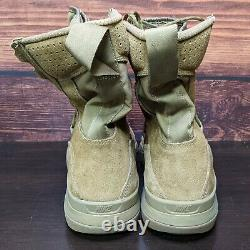 Nike SFB Field 2 Coyote Desert Tan 8 Leather Tactical boots AQ1202-900 Men's 10