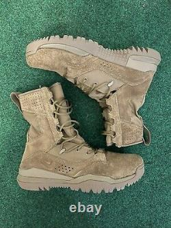Nike SFB Field Military Coyote Leather Work BOOTS AQ1202-900 Mens Size 10