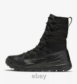 Nike SFB GEN 2 8 Boots Tactical 922474 001 Mens Sz 7 Black Military LEO NEW
