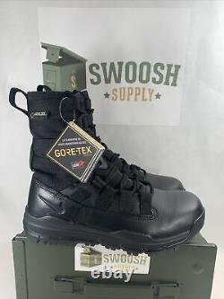 Nike SFB GEN 2 8 GTX Gore-Tex Black 922472-002 Military Tactical Boots Men's 6