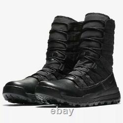Nike SFB Gen 2 8 Black Tactical Military Combat Boots 922474-001 Men's Size 8