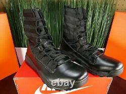 Nike SFB Gen 2 8 Mens Black Military Combat Tactical Boots 922474-001 Size 12