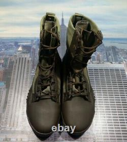 Nike SFB Jungle 8 Field Boot Combat Tactical Military Brown Size 10 631372 222
