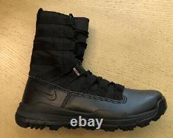 Nike SFB (Men's Sz 9) Gen 2 8 Black Tactical Military Combat Boots 922474-001