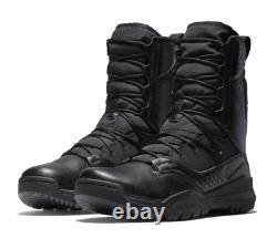 Nike SFB Special Field 2 Boot 8 Tactical Black Military Combat Boots AO7507-001