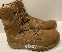 Nike Sfb Field 2 8 Desert Military Combat Boots Aq1202-900 Size 9