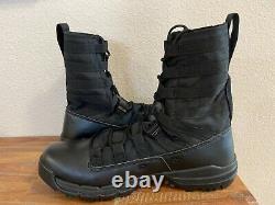 Nike Sfb Gen 2 8 Black Military Combat Tactical Boots 922474-001 Mens Size 10