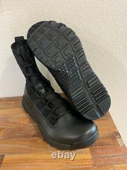 Nike Sfb Gen 2 8 Black Military Combat Tactical Boots 922474-001 Mens Size 10.5