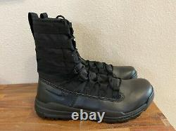 Nike Sfb Gen 2 8 Black Military Combat Tactical Boots 922474-001 Mens Size 11.5