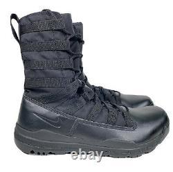 Nike Sfb Gen 2 8 Black Military Combat Tactical Boots 922474-001 Mens Size 13