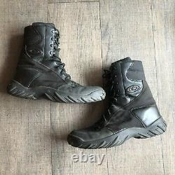 Oakley Tactical Work Combat Boots Black Military / Police Style Men's Size 13