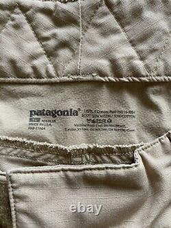 Patagonia L9 Combat Pants SAND 34 Regular VIKP Crye Tactical Military