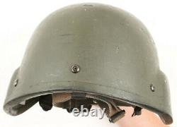 RBR Tactical F6 Combat MKII Helmet Military Size Large