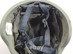 RBR Tactical PASGT F6 Combat Helmet Military Size Medium USAF