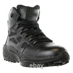 Reebok 6 Rapid Response RB SZ Tactical Combat Boot Safety Shoe Mens