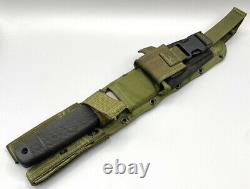 SOG Seki-Japan SEAL 2000 Military Tactical Knife with OLD SCHOOL Spec-Ops Sheath