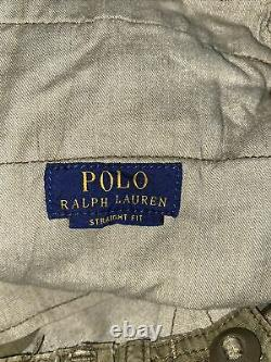 SUPER RARE Vtg 32/32 RLPC Polo Ralph Lauren 1967 Military Combat GS Cargo PANTS