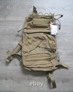 Tactical Assault Gear Combat Sustainment Pack, TAG Military Day Pack in coyote