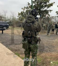 Tactical Night Desert Training Military Long Sleeve Jacket Combat Pullover coat