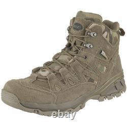 Teesar Squad Tactical Mens Boots Military Airsoft Combat Footwear MultiCam Camo