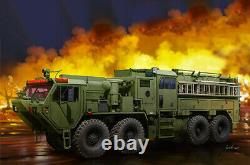 Trumpeter 01067 1/35 scale M1142 HEMTT TFFT Tactical Fire Fighting Truck
