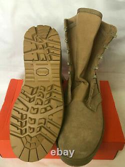 USGI Army Combat Hot Weather 5018007096 Desert Rocky Tactical Boots Men's 10 EE