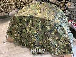 USMC Two Man Combat Tent Woodland Camo Tactical Military System Litefighter