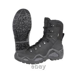US 10.5 LOWA Z-8N Gore-Tex Tactical Military/Patrol Lightweight Boots