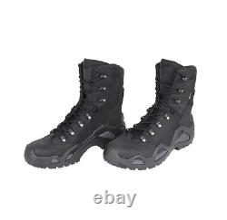 US 10 LOWA Z-8N Gore-Tex Tactical Military/Patrol Lightweight Boots