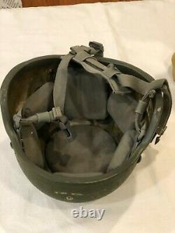 US Army Military SDS Warrior Combat Tactical Helmet Size Large