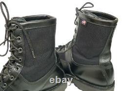US made Danner Acadia 8 Black GTX Military Tactical Combat Boots Men's US 13 D