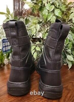 Under Armour Mens FNP Tactical 8 Boots Black 1287352-001 Size 9.5