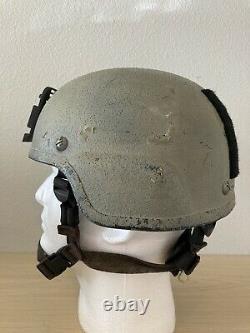 Used GI Genuine Military ACH Army Advanced Combat Tactical Helmet Medium