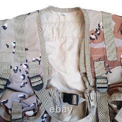 VTG Jordanian Army BDU Military Combat Camo DPM Tactical Professional Rare Vest