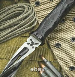 13.5 M48 Cyclone Dagger Tactical Combat Militaire Bowie Avec Sheath