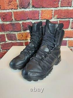 Adidas Gsg 9.2 Combat Military Tactical Waterproof Boots Uk Taille 8 Eur 42